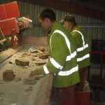 Martlands Waste Transfer Station - recycling