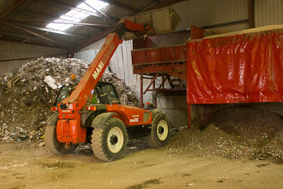 Martland Skip Hire - recycling centre