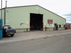 Martlands Waste Transfer Station