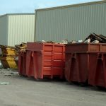 Roll On/Roll Off Skip Hire