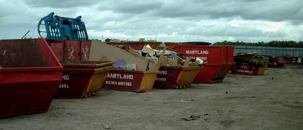 8 Tonne Builders Skip Hire
