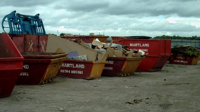 Skip Hire vs Waste Removal