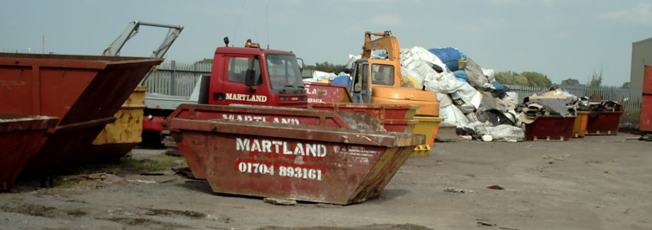 Knowsley Skip Hire