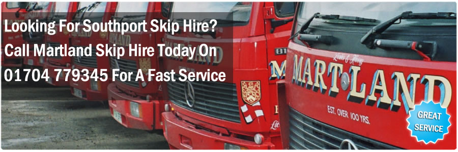Southport Skip Hire