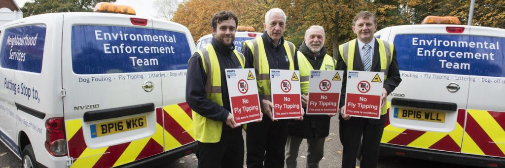 Penalties For Fly-Tipping