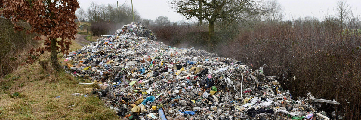 Who Is Responsible for Fly Tipped Waste