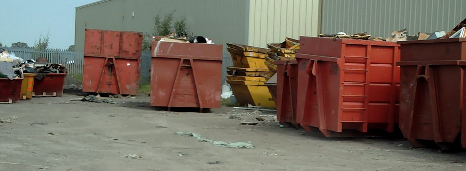 40 Yard Roll On / Roll Off Skip Hire