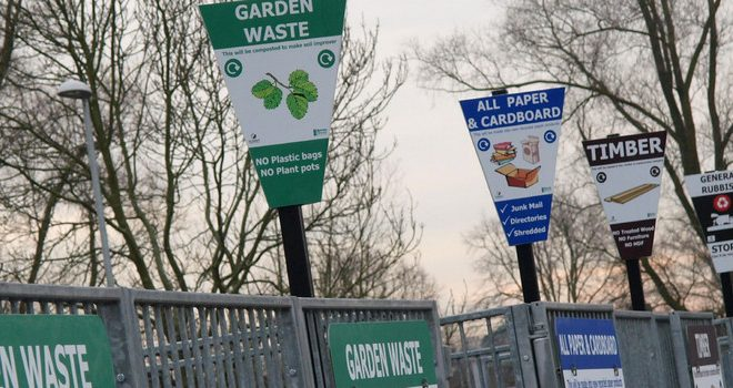 Councils Plan For Reopening of Recycling Centres
