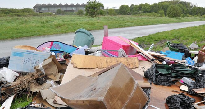 How to Tackle Rubbish Removal in Southport