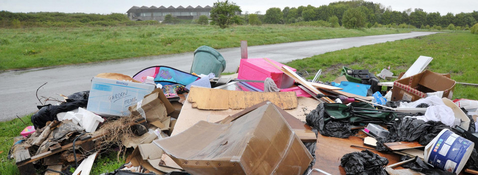 Rural Police Fear Increase in Waste Crime