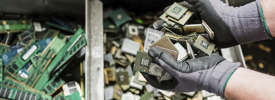 Support Fund For Electrical Waste Recycling
